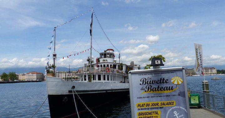 La Buvette du Bateau Genève