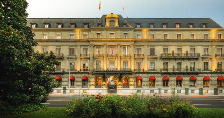 Façade de l'Hôtel Métropole©Hôtel Métropole