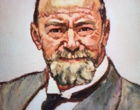 autoportrait F.Hodler-MAH-Genève