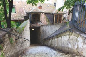 Passage des Degrés-de-Poules