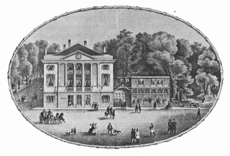 L'ancêtre du Grand Théâtre