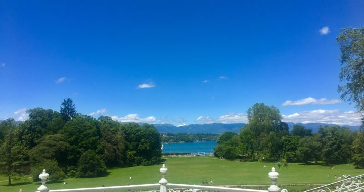 Parc La Grange à Genève