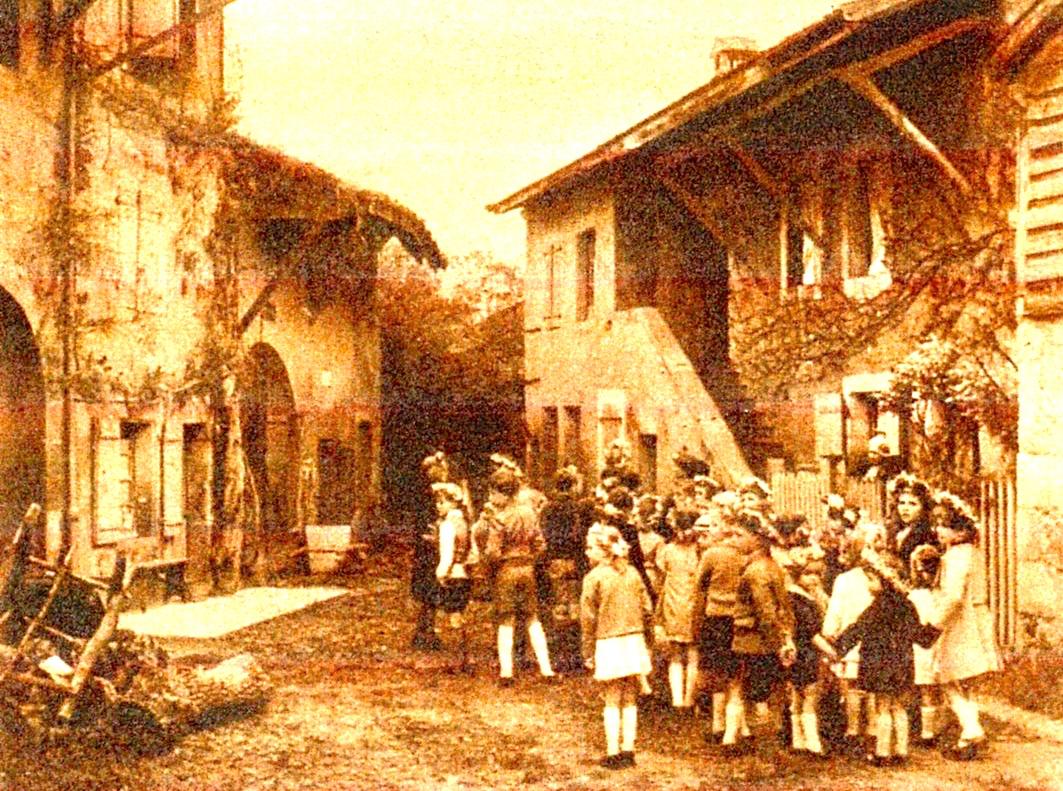 Fête du Feuillu à Cartigny-1940