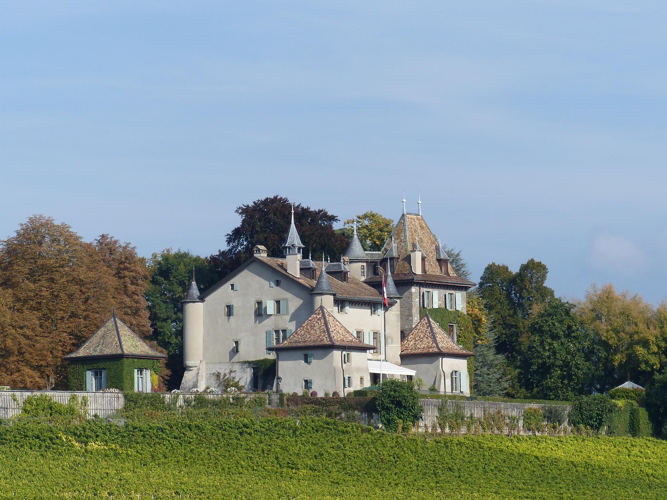 Château du Crest